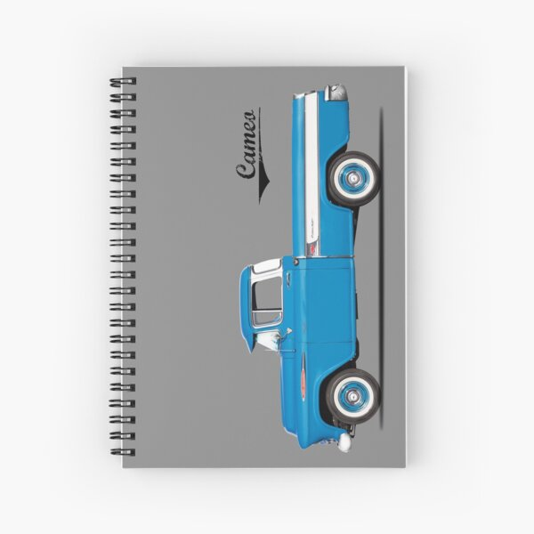 Cameo Pickup 1957 Cahier à spirale