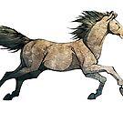 «Caballo Copperstone» de Illustratorz