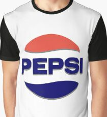 Pepsi Logo Graphic T-Shirt