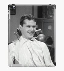 Jack Nicholson at the dentist publicity still from Little Shop of Horrors iPad Case/Skin