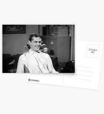 Jack Nicholson at the dentist publicity still from Little Shop of Horrors Postcards
