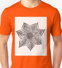 contemporary petals Unisex T-Shirt