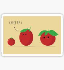 Pulp Fiction Joke Sticker