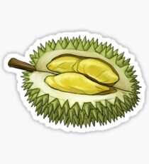 Durian - The King of Fruits Sticker
