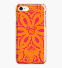 Orange Mouse iPhone Case/Skin