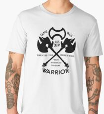 Final Fantasy 14 Warrior Men's Premium T-Shirt