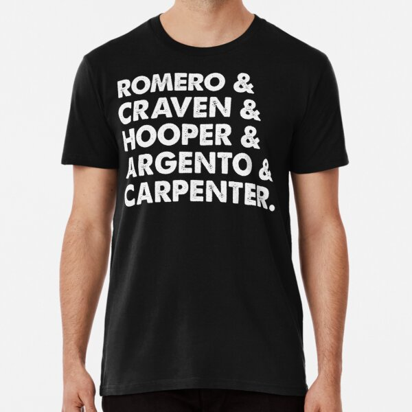 Masters of Horror Premium T-Shirt