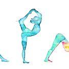 Yoga Flow by balgrittella