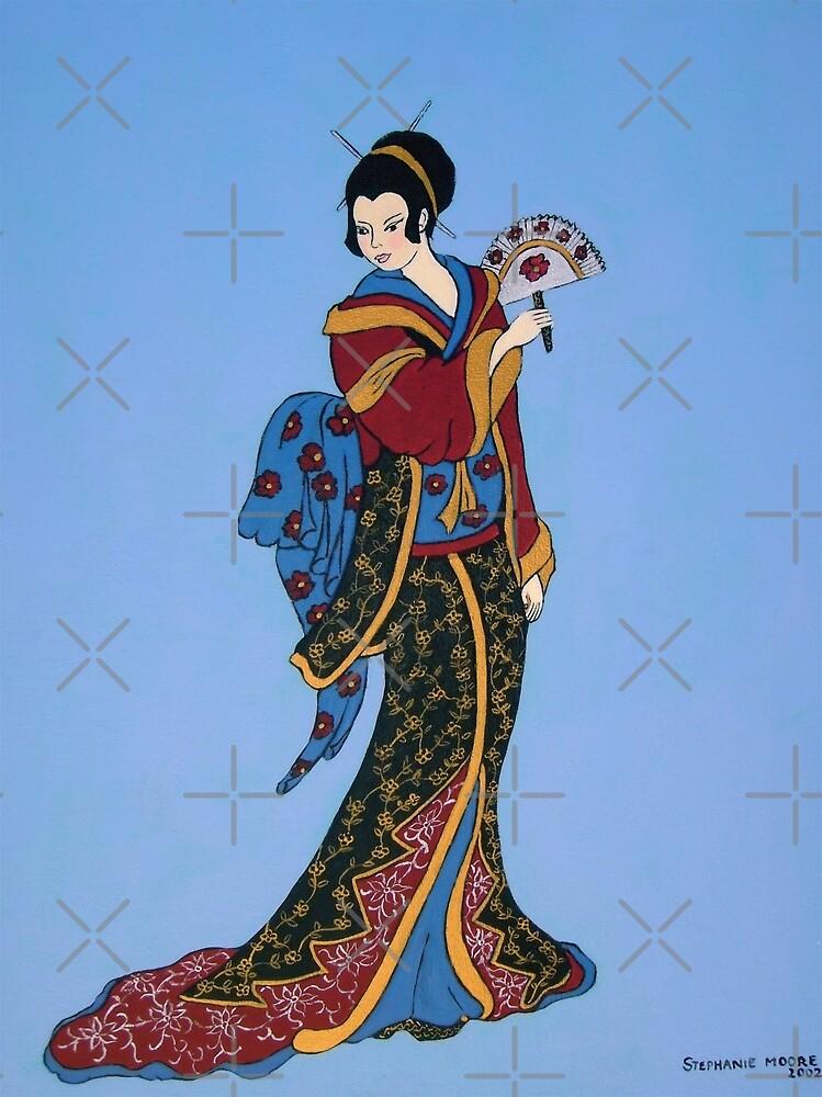 Geisha by Shulie1