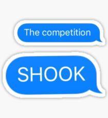 SH00K Sticker