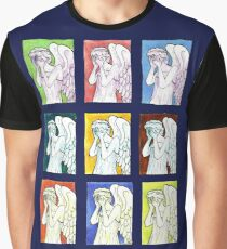 Weeping Angels Set Graphic T-Shirt