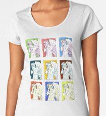 Weeping Angels Set Women's Premium T-Shirt