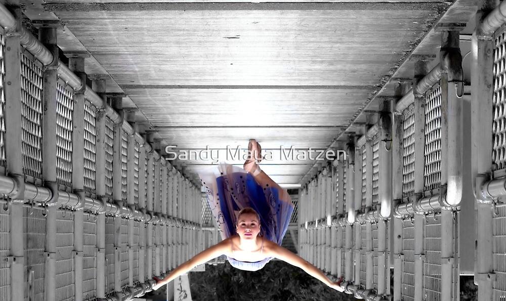 Dimensional Dancer by Sandy Matzen
