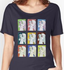 Weeping Angels Set Women's Relaxed Fit T-Shirt