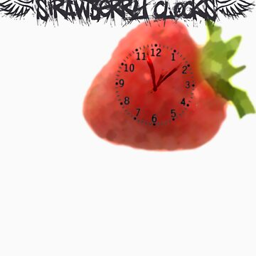 Strawberry Clocks by Darman