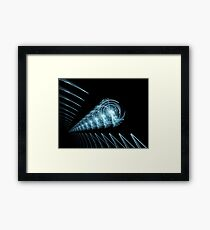 The snitch Framed Print