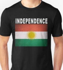 Kurdish Independence in 2017 Unisex T-Shirt