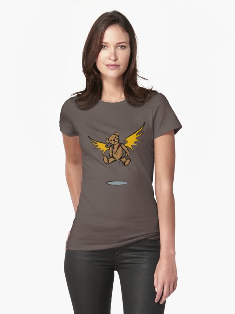 Dead beaR T-Shirt 3 by Vivian Lau
