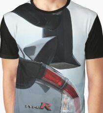 Honda Civic Type R wing Graphic T-Shirt