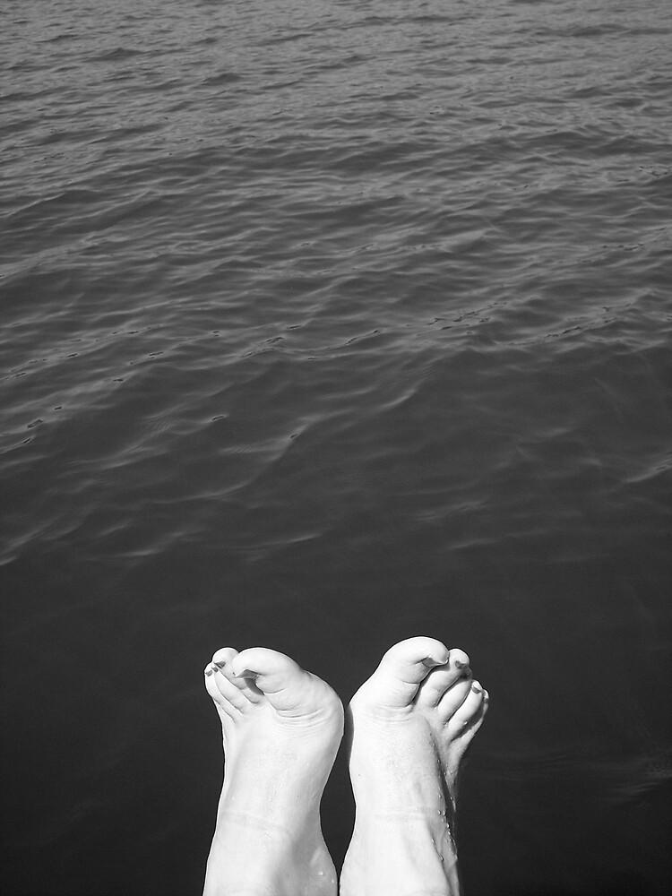 feet first by dannielle