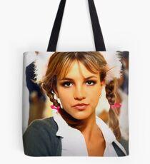 90's Britney Spears Tote Bag