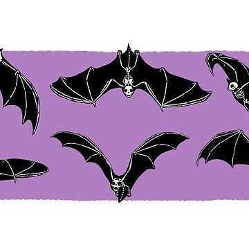 SkeleBats - Púrpura de kaenith