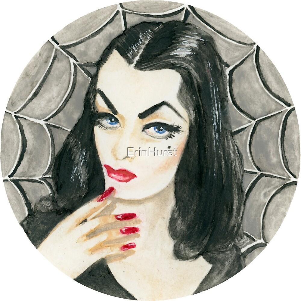Vampira (Colour) by ErinHurst
