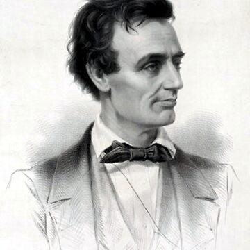 Abraham Lincoln by Blahzeedee