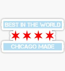 Chicago Made BITW Sticker