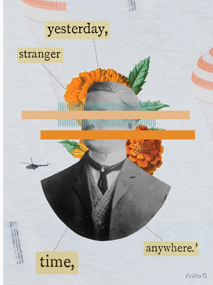 Yesterday Stranger by anikogajdocsi