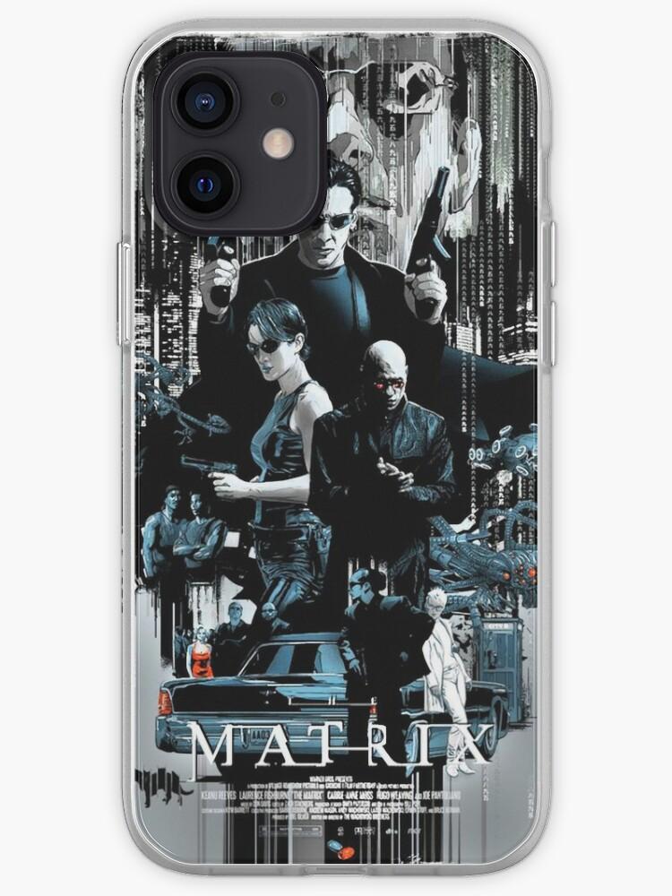 Neo Matrix   Coque iPhone
