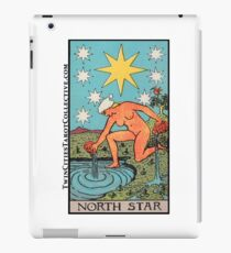 The (North) Star Tarot Card iPad Case/Skin