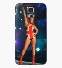 Geri Halliwell Union Jack Dress Case/Skin for Samsung Galaxy