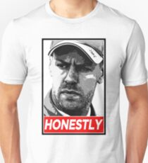 Vettel Honestly  T-Shirt