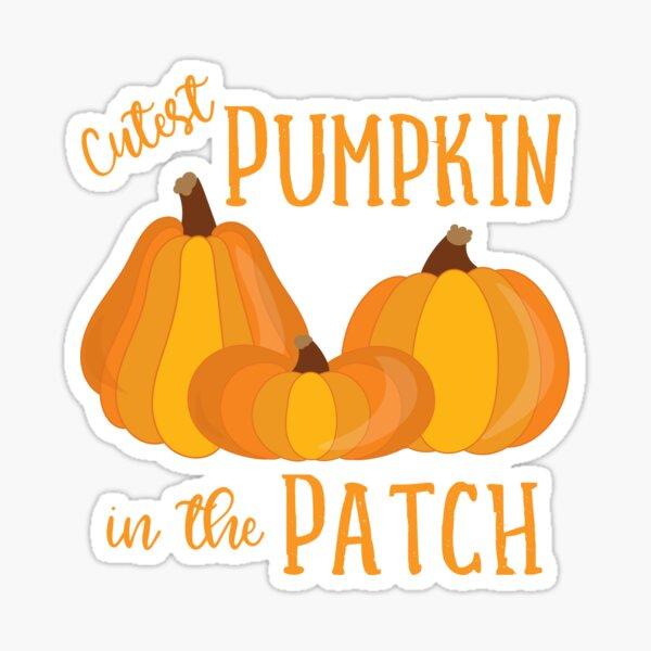 Pumpkin Squad Decal