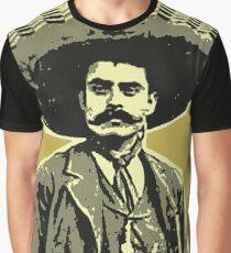Emiliano Zapata Salazar Graphic T-Shirt