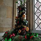 Christmas tree, Christmas card, Medieval Christmas by gabriellaksz