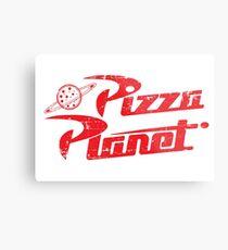 Pizza Planet Wall Art Redbubble