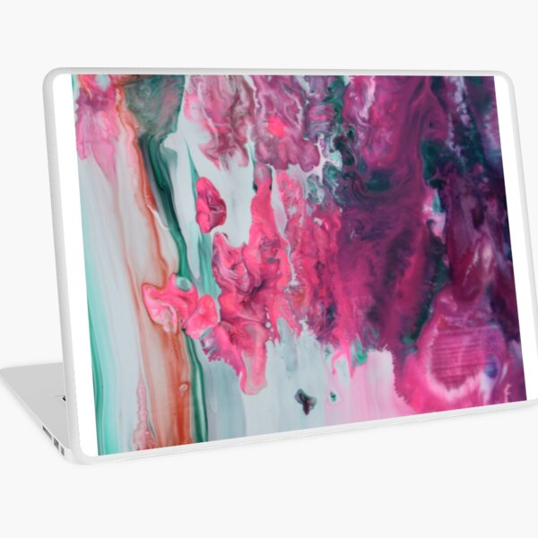 Magie abstraite 1 Laptop Skin