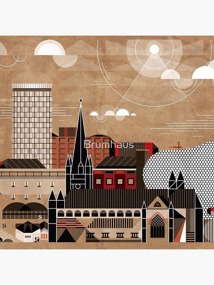 Brum Cityscape de Brumhaus