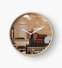 Brum Cityscape Clock