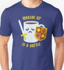Morning Battle Unisex T-Shirt