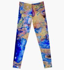Magie cosmique 4 - Abstrait Leggings