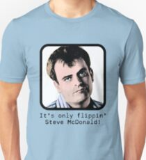It's only flippin' Steve McDonald! Pop Art Unisex T-Shirt