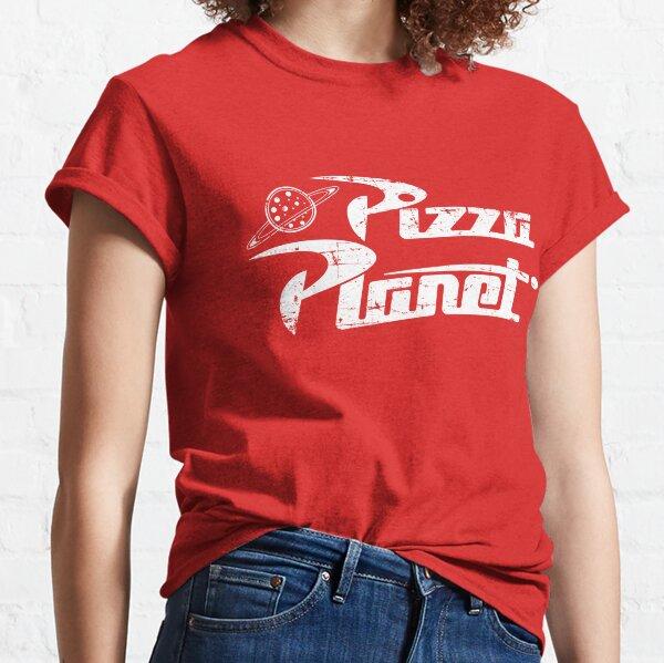 Pizza Planet (white) Classic T-Shirt