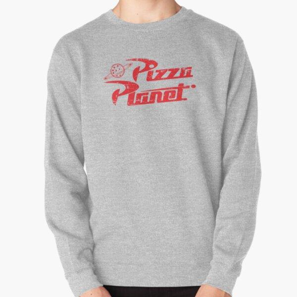 Pizza Planet logo Pullover Sweatshirt
