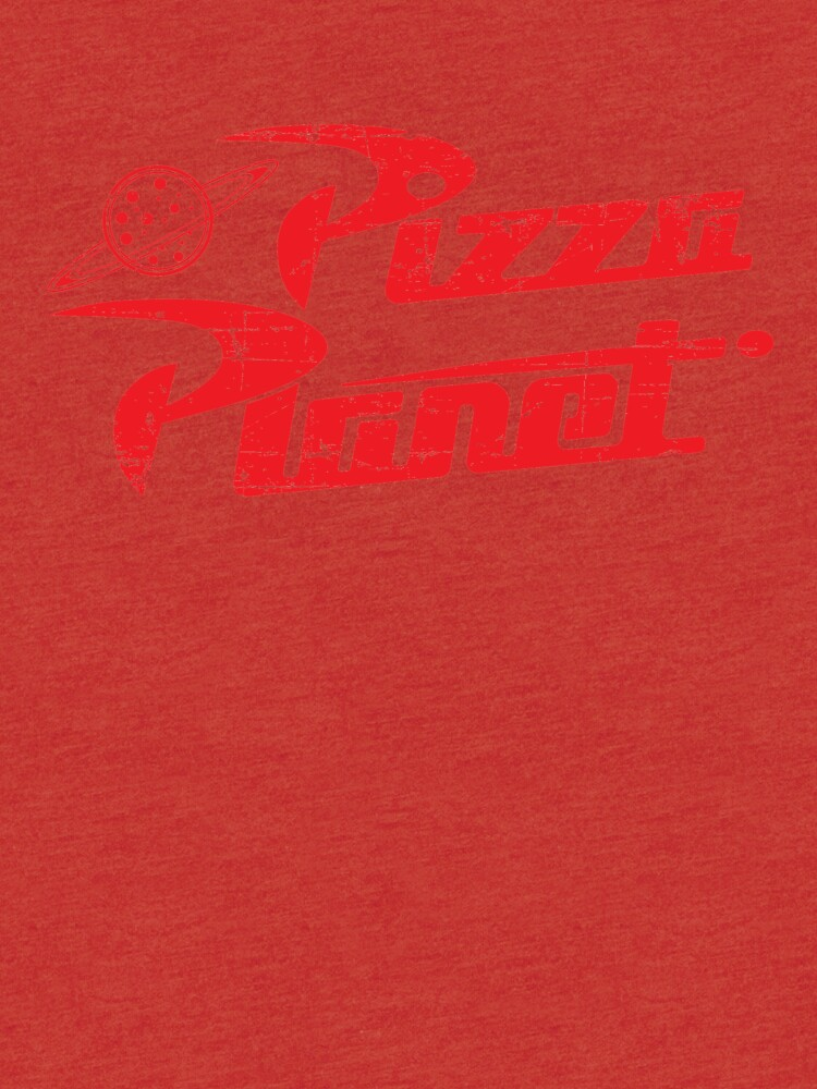 Pizza Planet logo by Oboyd