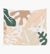 Finding it Wall Tapestry