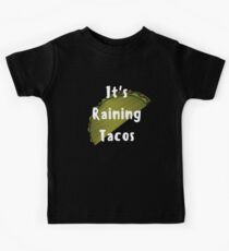 Raining Taco Kids Clothes