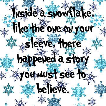 Snowflake Whos by demonhatter